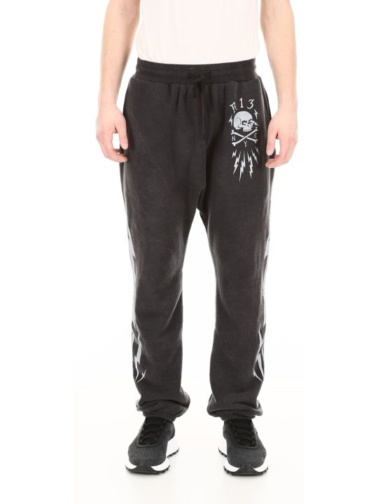 R13 Printed Joggers