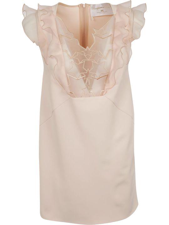Elisabetta Franchi Celyn B. Elisabetta Franchi For Celyn B. Ruffled Detailed Dress