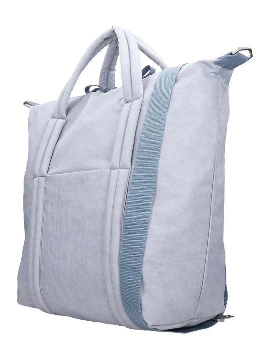 Maison Margiela Tote In Grey Nylon
