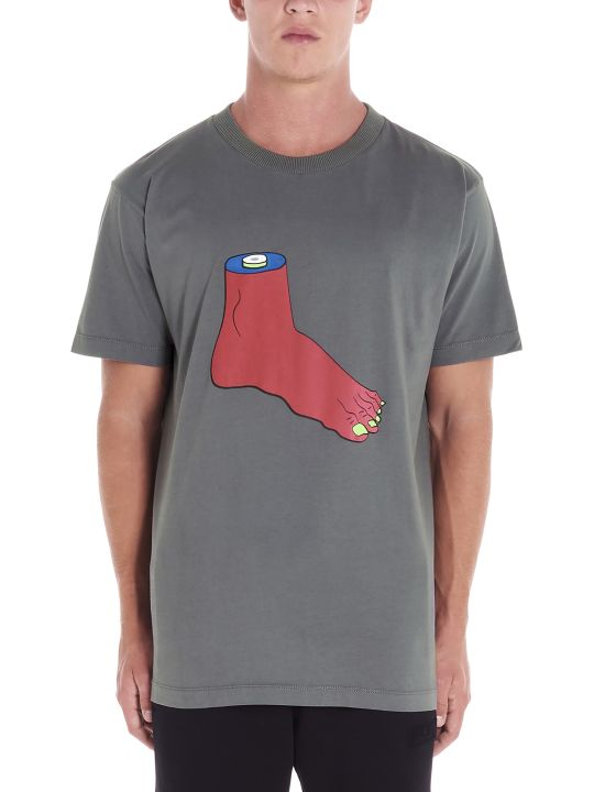 Marcelo Burlon 'foot' T-shirt