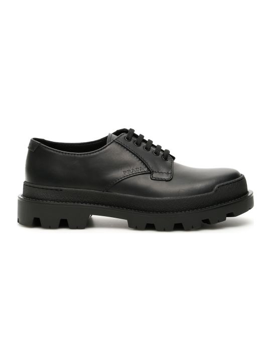 Prada Modernista Mountain Lace-ups