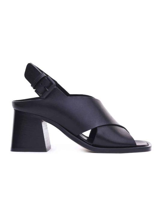 Vic Matié Vic Matié Open Square Sandals