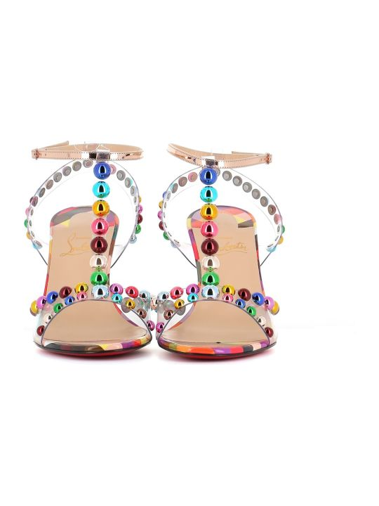 "Christian Louboutin Sandals ""faridaravie"""