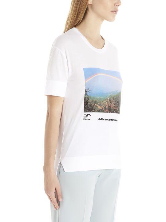 Stella McCartney 'no Problem Rainbow' T-shirt