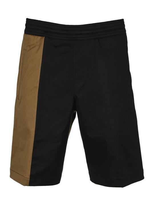 Neil Barrett Two Tone Bermuda Shorts