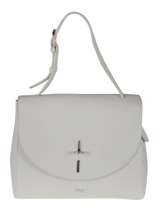 Furla Classic Flap Shoulder Bag