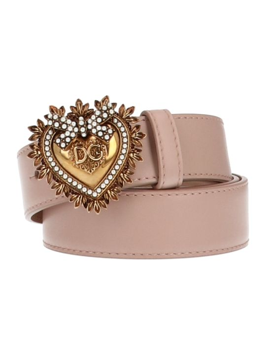 Dolce & Gabbana 'devotion' Belt