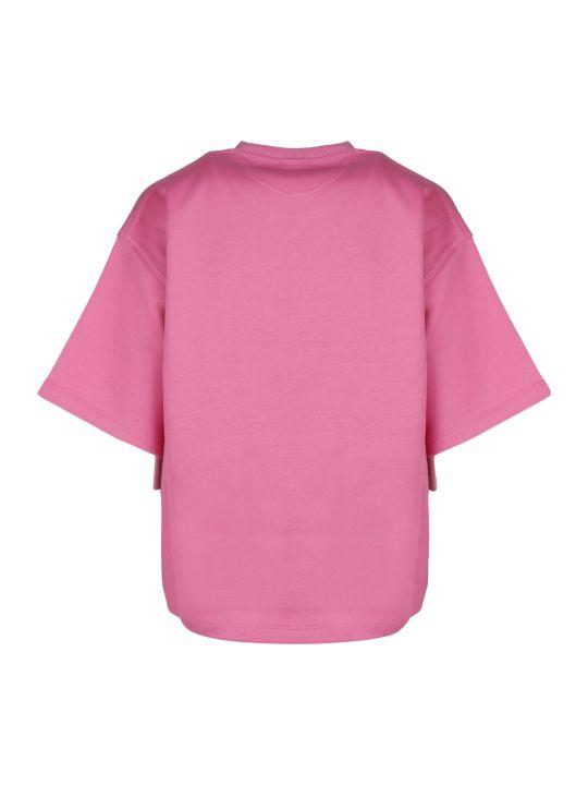 Valentino Vlogoshort Sleeve Sweatshirt