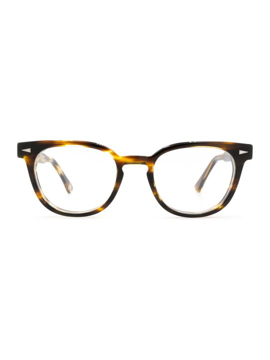 AHLEM Ahlem Rue Duroc Yellow Lines Glasses