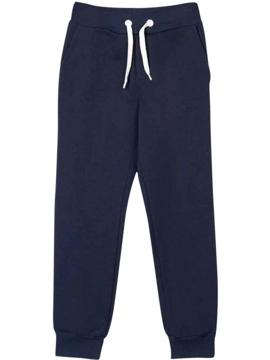 Fendi Blue Jogging Trousers