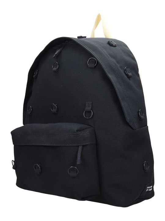 Eastpak by Raf simons Rs Paddes Loop Backpack In Black Tech/synthetic