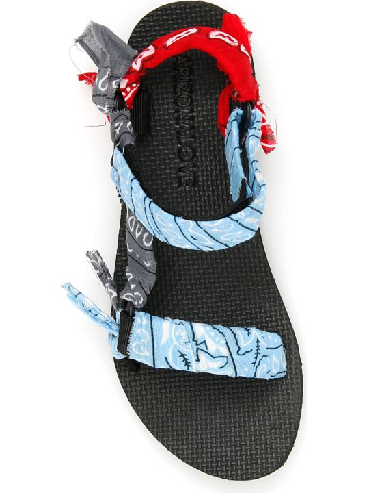 Arizona Love Bandana Trekky Sandals