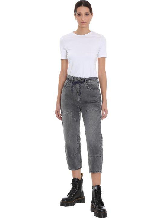 Levi's Jeans In Black Denim