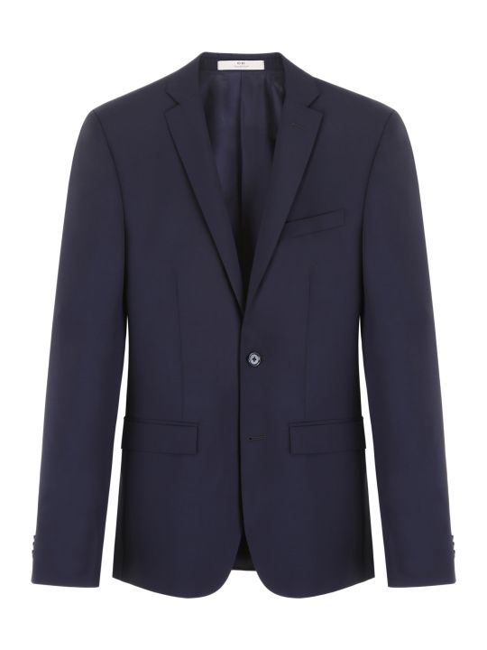 CC Collection Corneliani Wool And Mohair Dress