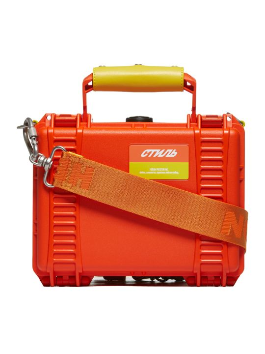 HERON PRESTON Logo Tool Bag