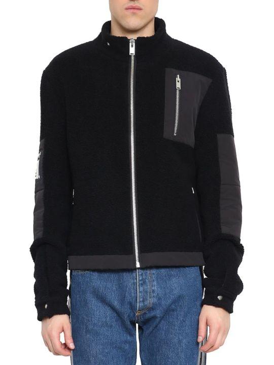 MISBHV Black Fleece Jacket