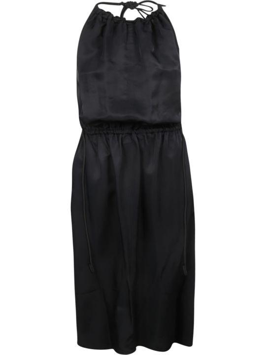 Helmut Lang Gathered Dress