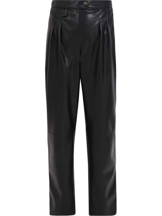 Nanushka High Waisted  Trousers
