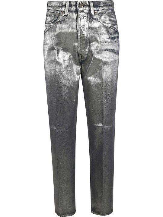 Golden Goose Metallic Jeans
