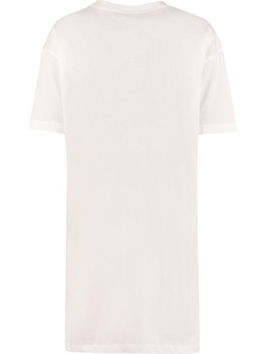 Love Moschino Cotton Mini-dress