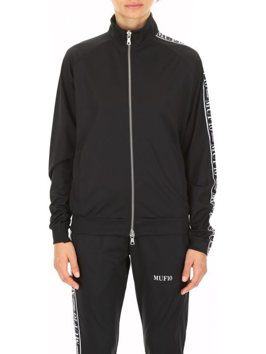 MUF10 Track Jacket With Logo Band