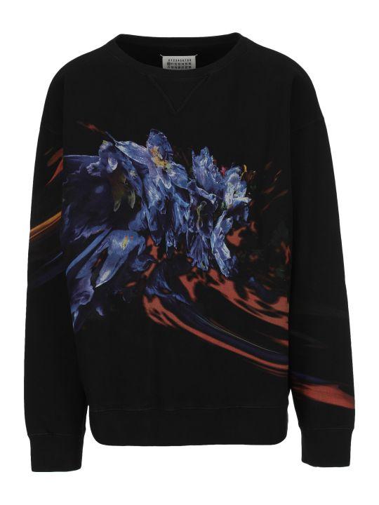 Maison Margiela Martin Margiela Floral Sweater