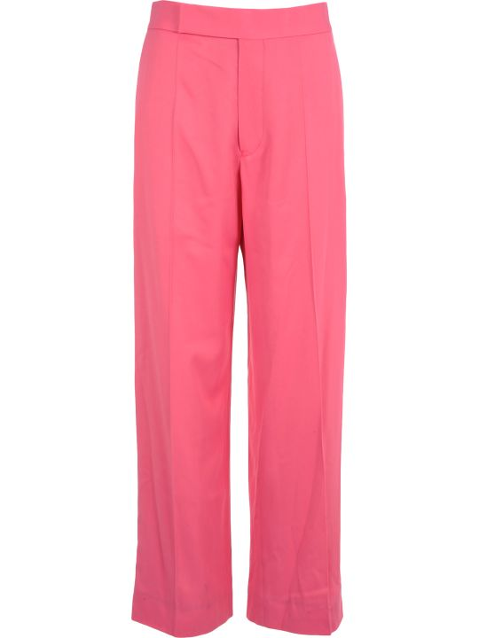 Haider Ackermann Haider Hackermann Wide Leg Trousers
