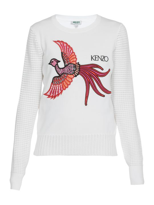 Kenzo Front Embroider Sweater