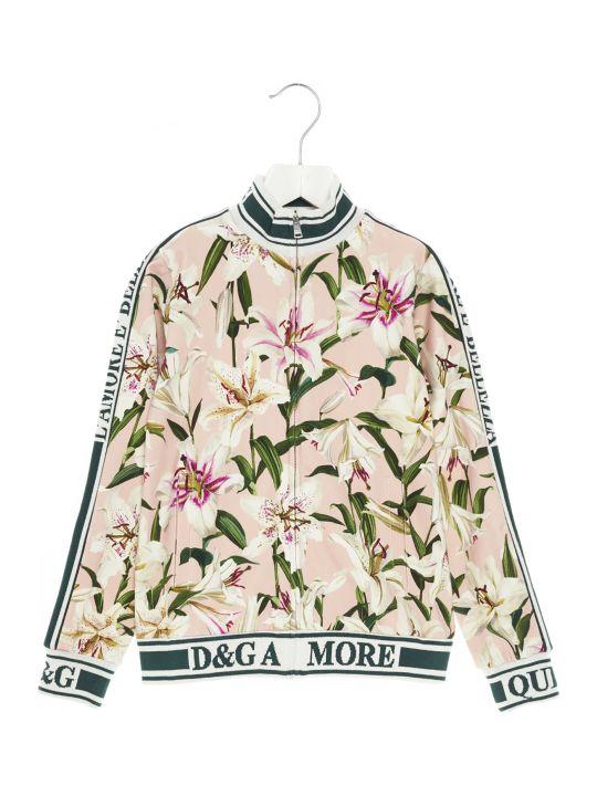 Dolce & Gabbana 'gigli' Sweatshirt