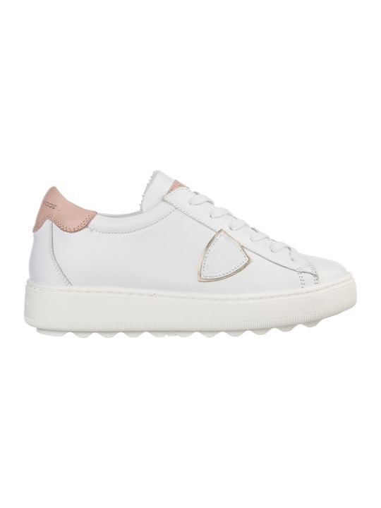 Philippe Model  Shoes Leather Trainers Sneakers Madeleine
