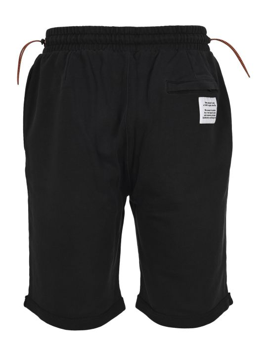 HERON PRESTON Spray Ctnmb Shorts