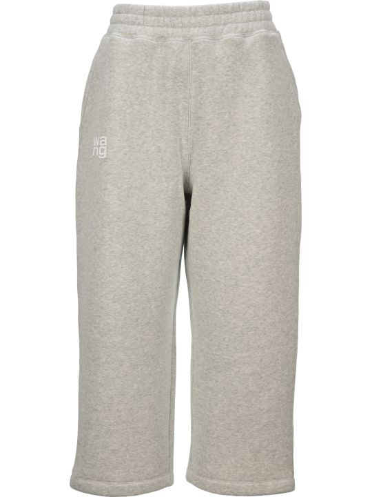 T by Alexander Wang Wide Leg Track Trousers