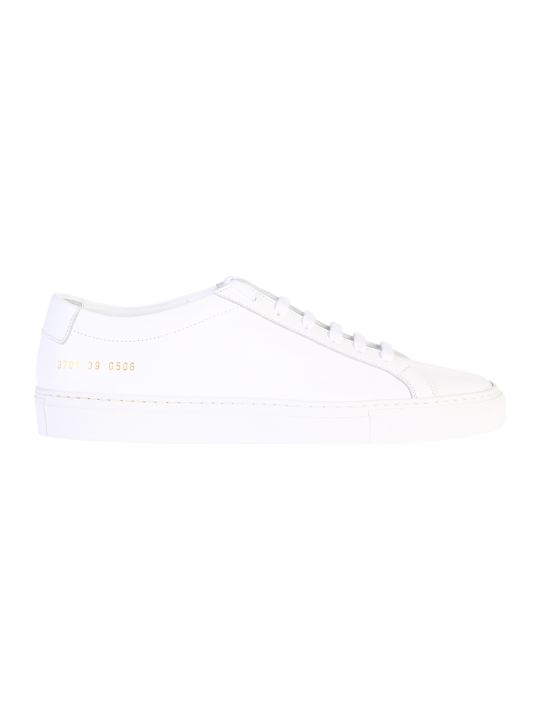 Common Projects Achilles Leather Sneakers