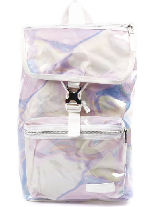 Eastpak Tropher Marble Transparent Backpack