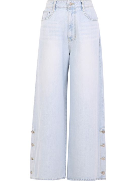 SJYP Cropped Jeans