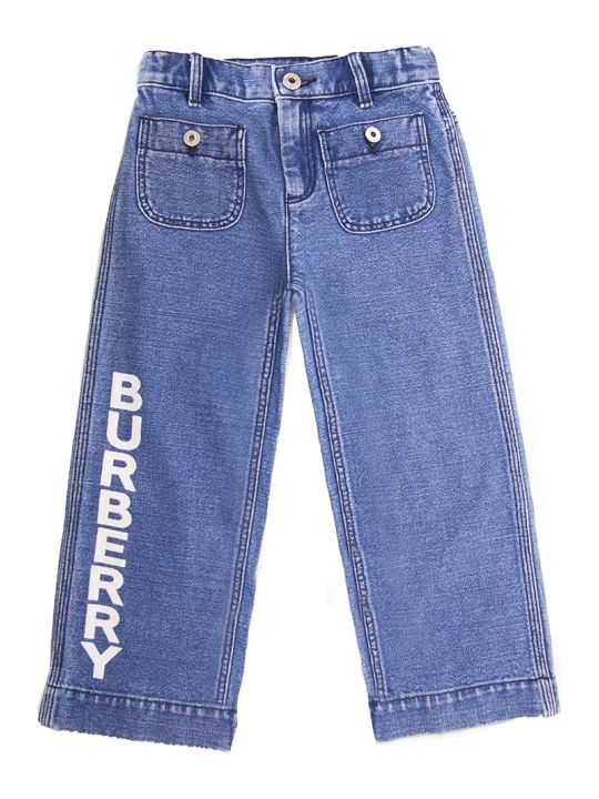 Burberry Nicey Pocket Jeans