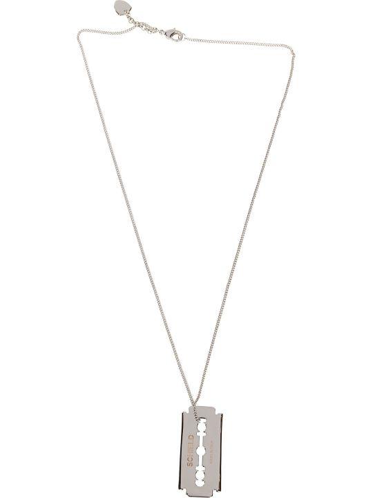 Schield Blade Necklace