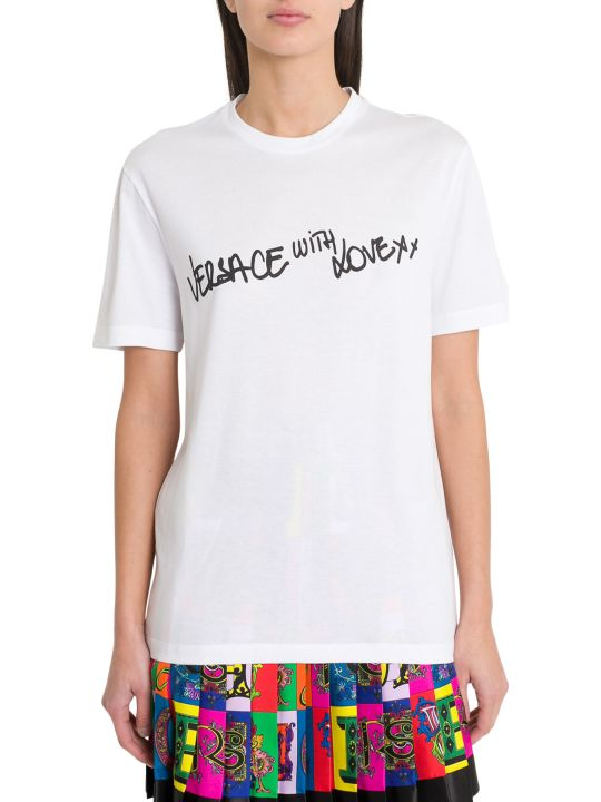 Versace Versace With Love Tee