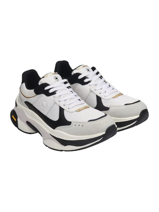 M.O.A. master of arts Sneakers In White Tech/synthetic