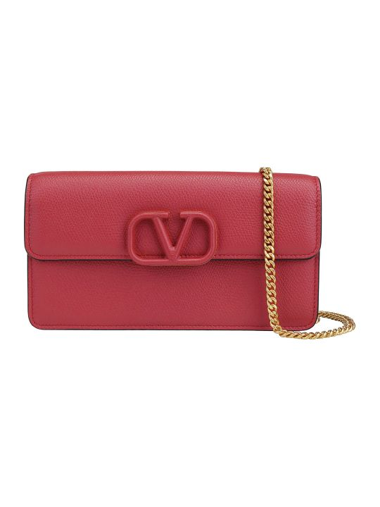 Valentino Garavani Chain Wallet