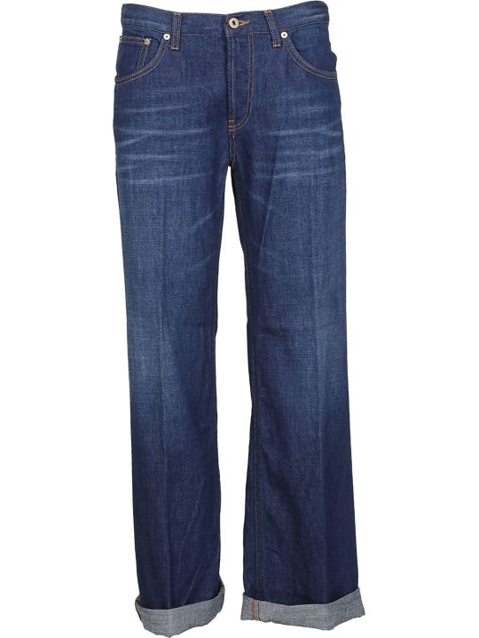 Dondup Classic Straight-leg Jeans