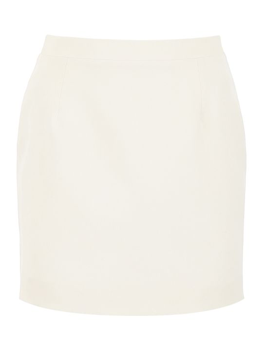 Alessandra Rich Wool Skirt