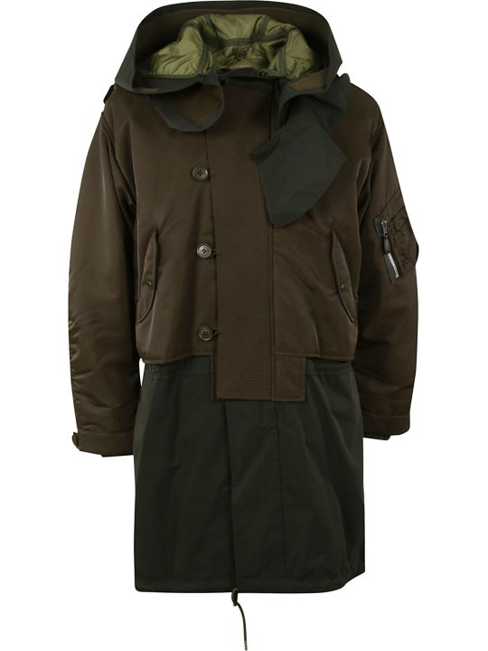 Burberry Oversized Raincoat