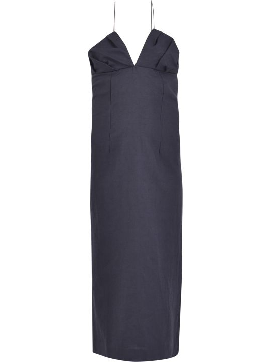 Jacquemus Halterneck Dress