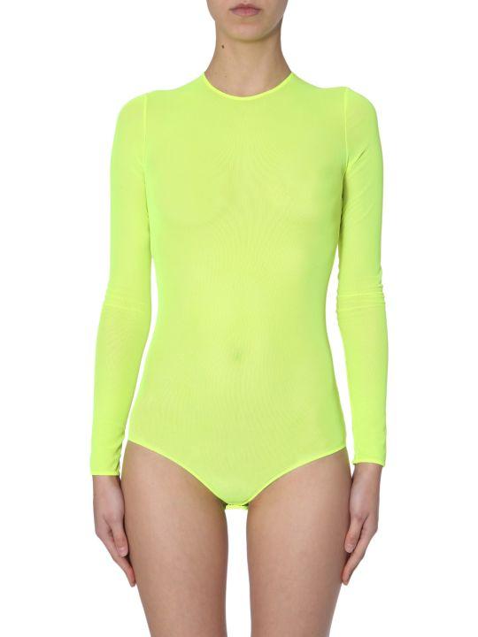 Maison Margiela Long Sleeved Bodysuit