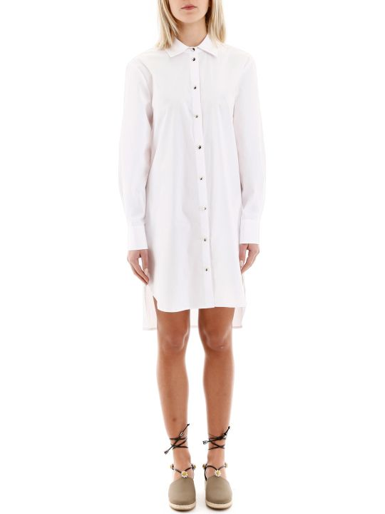 STAUD Shirt Dress