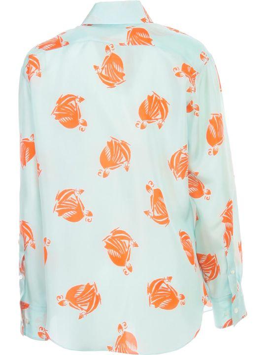 Lanvin Shirt L/s W/print