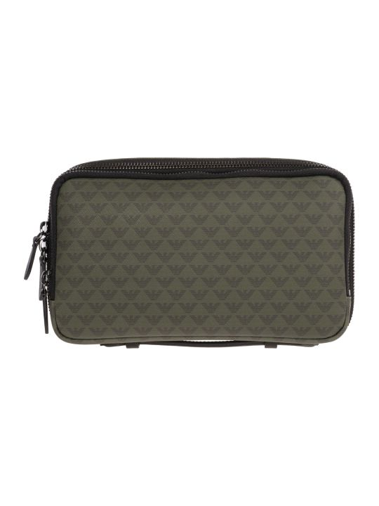 Emporio Armani  Travel Toiletries Beauty Case Wash Bag