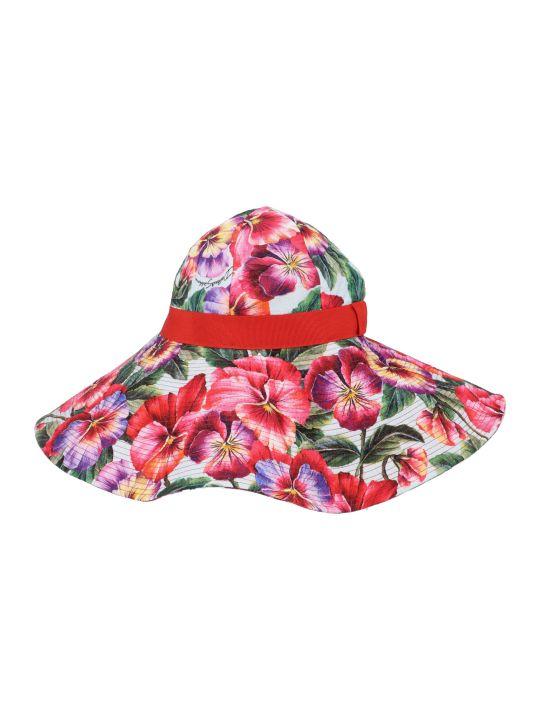 Dolce & Gabbana 'violette' Hat