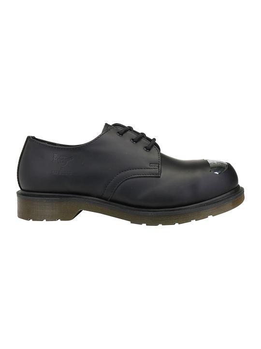 Raf Simons Dr Martens X Raf Simons Keaton Lace Up Shoes